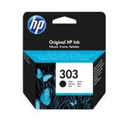 Image of HP 303 Black Ink Cartridge   T6N02AE