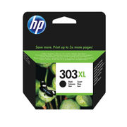 Image of HP 303XL High Capacity Black Ink Cartridge | T6N04AE