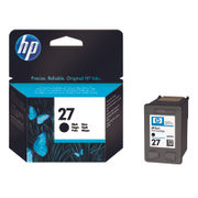 Image of HP 27 Black Inkjet Cartridge 10ml | C8727A