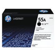 Image of HP 55A Black Laserjet Toner Cartridge | CE255A