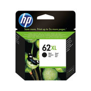Image of HP 62XL High Capacity Black Ink Cartridge | C2P05AE