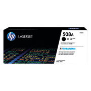 Image of HP 508A Black Laserjet Toner Cartridge | CF360A