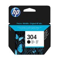 HP 304 Black Ink Cartridge - N9K06AEBGX