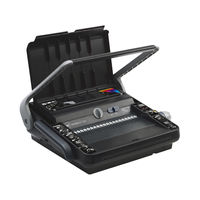View more details about GBC MultiBind 230 Manual Comb and Wire Binding Machine - 4400423