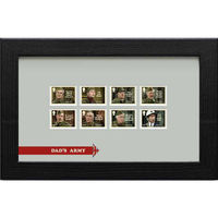 Dads Army Framed Stamps<TAG>BESTBUY</TAG>