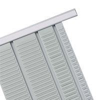 View more details about Nobo 32 Slot Size 4 T-Card Planning Panel - 32938886