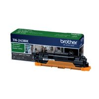 Brother TN-243 Black Laser Toner Cartridge - TN243BK