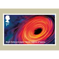 The Visions of the Universe Stamp Card Pack