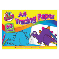 Art Box A4 Tracing Paper Pads, Pack of 12 - TAL05069
