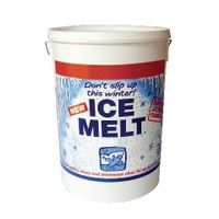 View more details about White Magic Ice Melt 18.75kg Dispenser Tub (Melts ice and snow fast) 320407