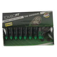 Tombow 4.2mm Correction Tapes, Pack of 10 - CT-YT4-10