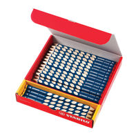 View more details about Stabilo Easygraph HB Pencils Classpack, Pack of 48 - UK/321-2HB/48