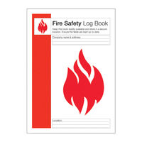 View more details about Fire Safety Log Book - LOGA4