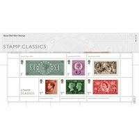 The Stamp Classics Presentation Pack - AP455