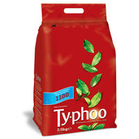 Typhoo One Cup Tea Bags - Pack of 1100 - CB029