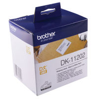 Brother Shipping Address Labels, Pack of 300 DK-11202