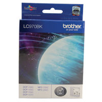 Brother LC970BK Black Ink Cartridge - LC970BK