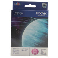 Brother LC970M Magenta Ink Cartridge - LC970M