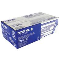 Brother TN-2120 Black Toner Cartridge - TN2120