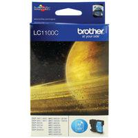 Brother LC1100C Cyan Ink Cartridge - LC1100C
