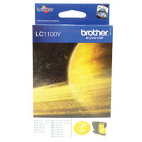 Brother LC1100Y Ink Cartridge - LC1100Y