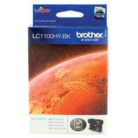Brother LC1100HYBK Black Ink Cartridge - High Capacity LC1100HYBK