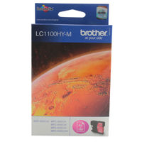 Brother Magenta Ink Cartridge - High Capacity LC1100HYM