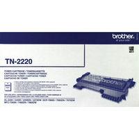 Brother TN-2220 Black Laser Toner Cartridge - High Capacity TN2220