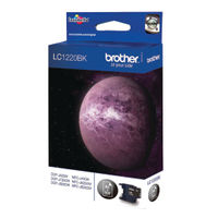 Brother LC1220BK Black Ink Cartridge - LC1220BK