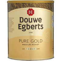 Douwe Egberts Pure Gold Coffee, 750g Tin <TAG>TOPSELLER</TAG>