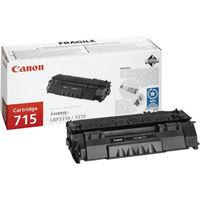 View more details about Canon 715 Black Toner Cartridge 1975B002