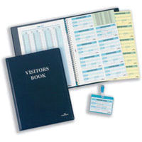 Durable Visitors Book Refill Sheets - Pack of 300 - 1466