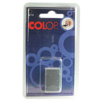 COLOP E/10 Replacement Black Ink Pad - Pack of 2 -  EM30489