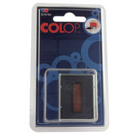 View more details about COLOP E/4750 Replacement Ink Pad Blue/Red (Pack of 2) E4750