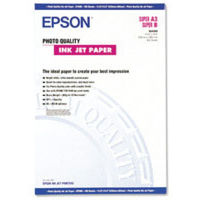 Epson White A2 Inkjet Photo Paper, 102gsm - 30 Sheets - C13S041079