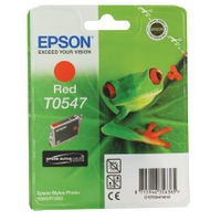 Epson T0547 Red Ink Cartridge - C13T05474010