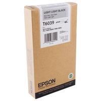 Epson T5639 Light Light Black Ink Cartridge - C13T563900