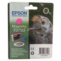 Epson T0793 Magenta Ink Cartridge - C13T07934010