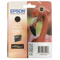 Epson T0878 Black Ink Cartridge - C13T08714010