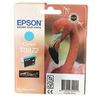 Epson T0872 Cyan Ink Cartridge - C13T08724010