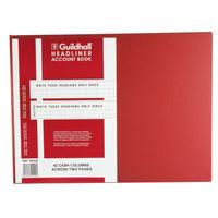 Guildhall 68 Series Headliner Book 68/42, 42 Columns -1449