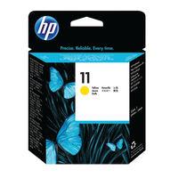HP 11 yellow Printhead<TAG>TOPSELLER</TAG>