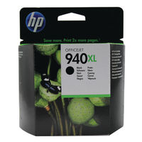 View more details about HP 940XL Black High Yield Ink Cartridge | C4906AE
