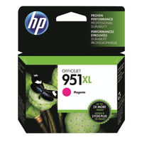 HP 951XL High Capacity Magenta Ink Cartridge   CN047AE