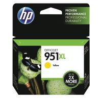 HP 951 XL Yellow Ink Cartridge - High Capacity CN048AE