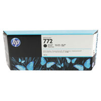 View more details about HP 772 Matte Black Ink Cartridge CN635A