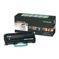 Lexmark X264/X36X Black Toner Cartridge - 0X264A11G