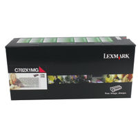 View more details about Lexmark C782 Magenta Extra High Yield Toner Cartridge C782X1MG