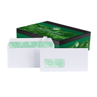 Basildon Bond Recycled DL Window Wallet Envelopes 120gsm - Pack of 500 - A80117
