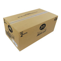 Jiffy Airkraft White Size 2 Mailers, Pack of 100 - JL-2